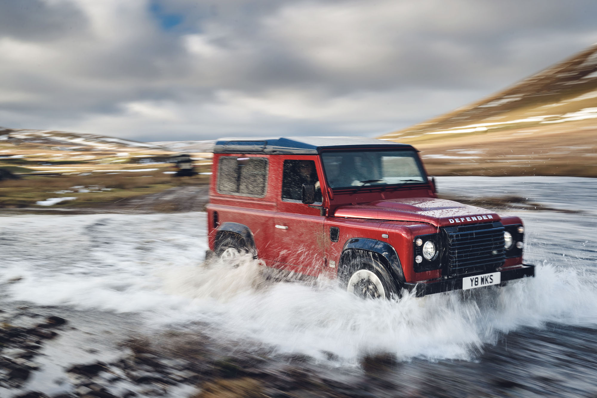 Land Rover Defender returns with one last special edition