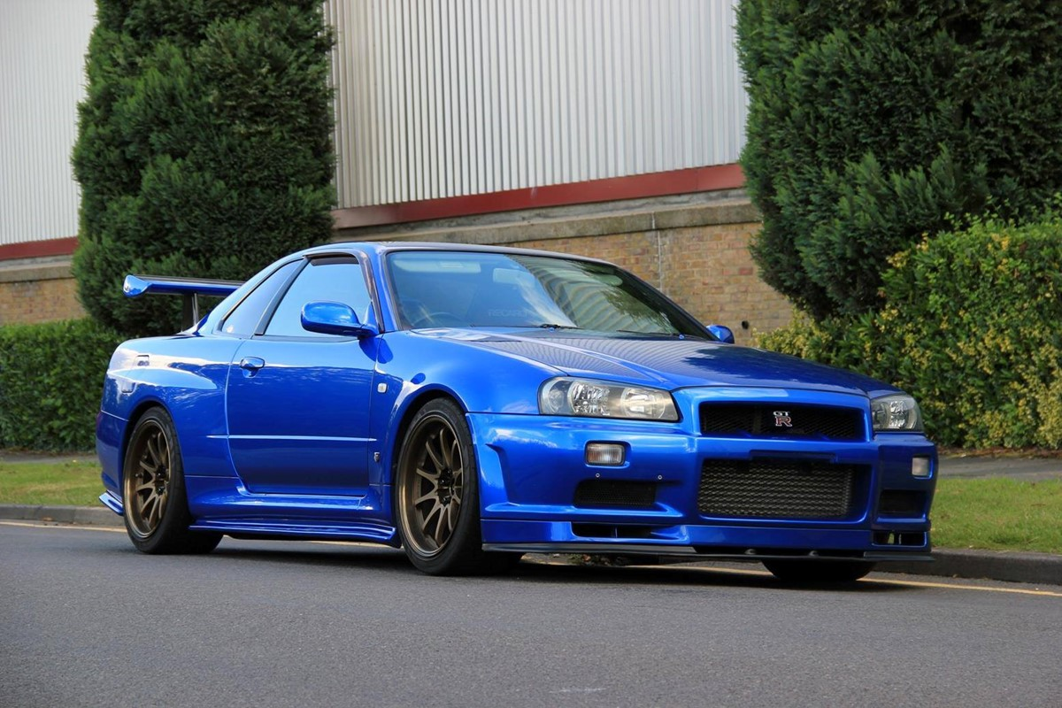Nissan Skyline crowned most iconic Japanese car ever - Car ...