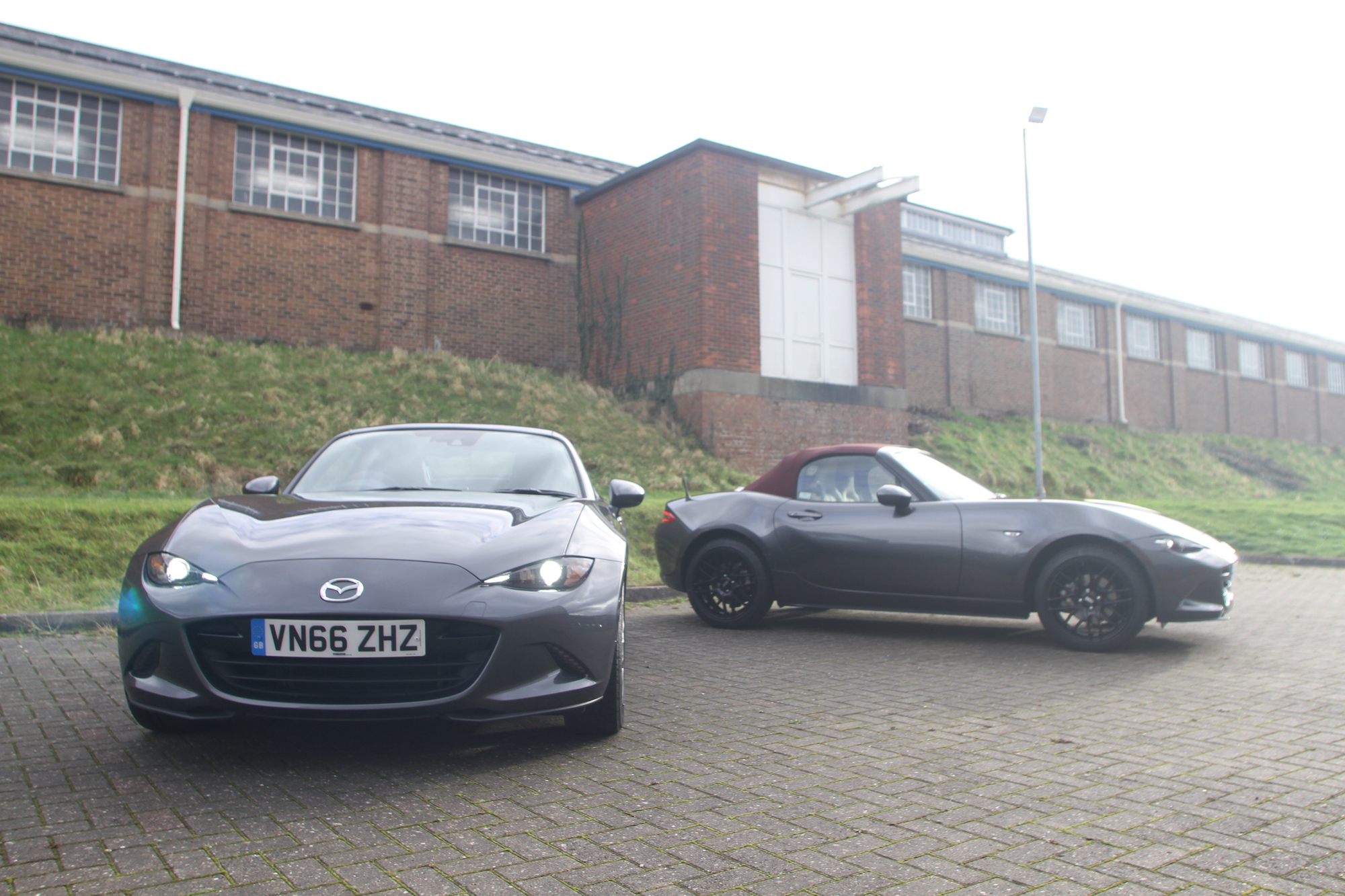 The ND Mazda MX 5 Is Arguably The Best Looking Version Of The Little Sports  Car Since The Original Was Launched In 1989. Both The RF And Soft Top  Models ...