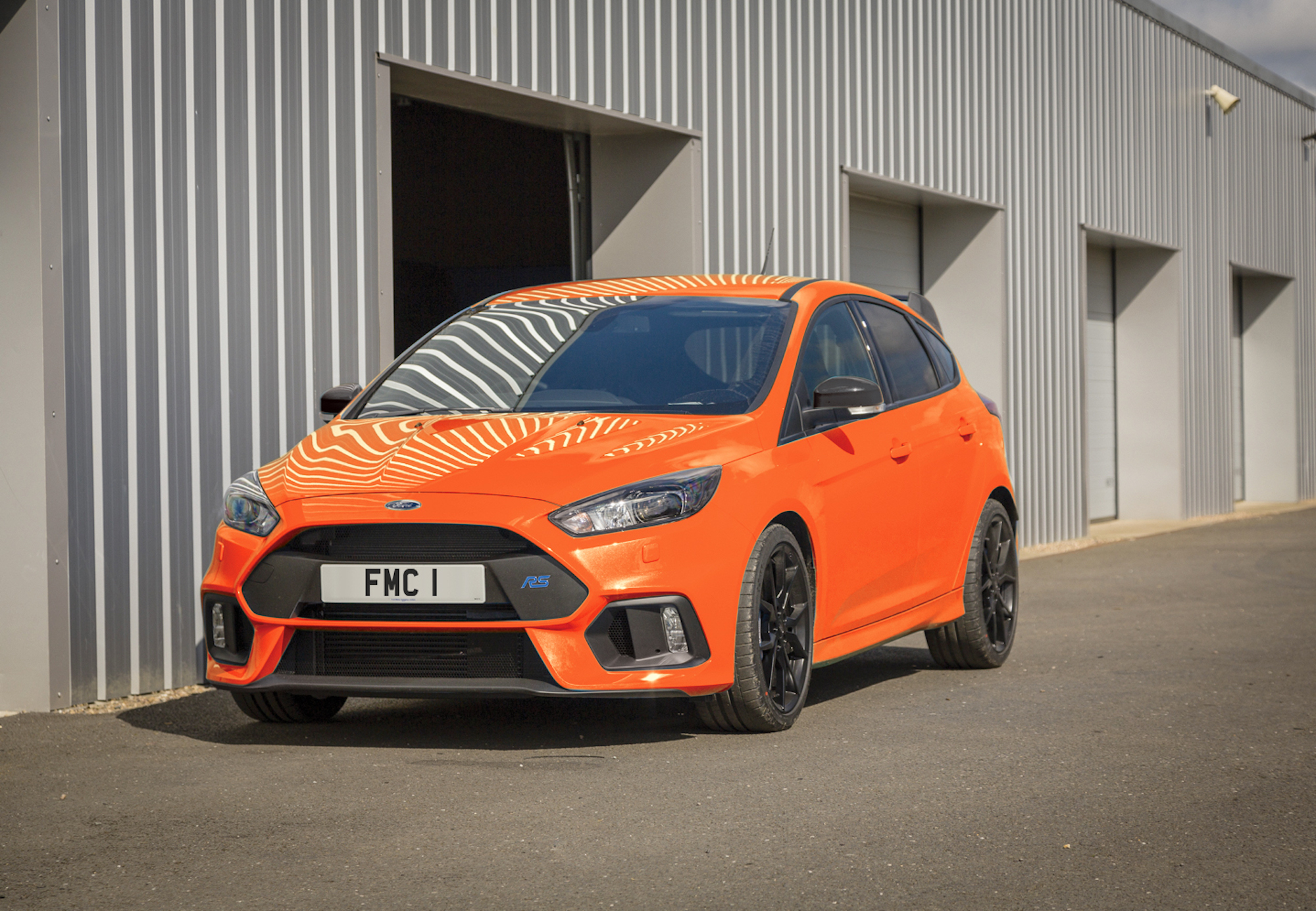 Ford Focus RS Heritage Edition marks end of production