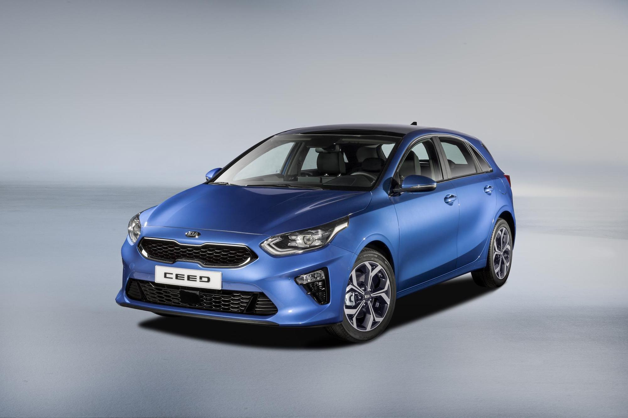 New Kia Ceed to feature self-driving technology
