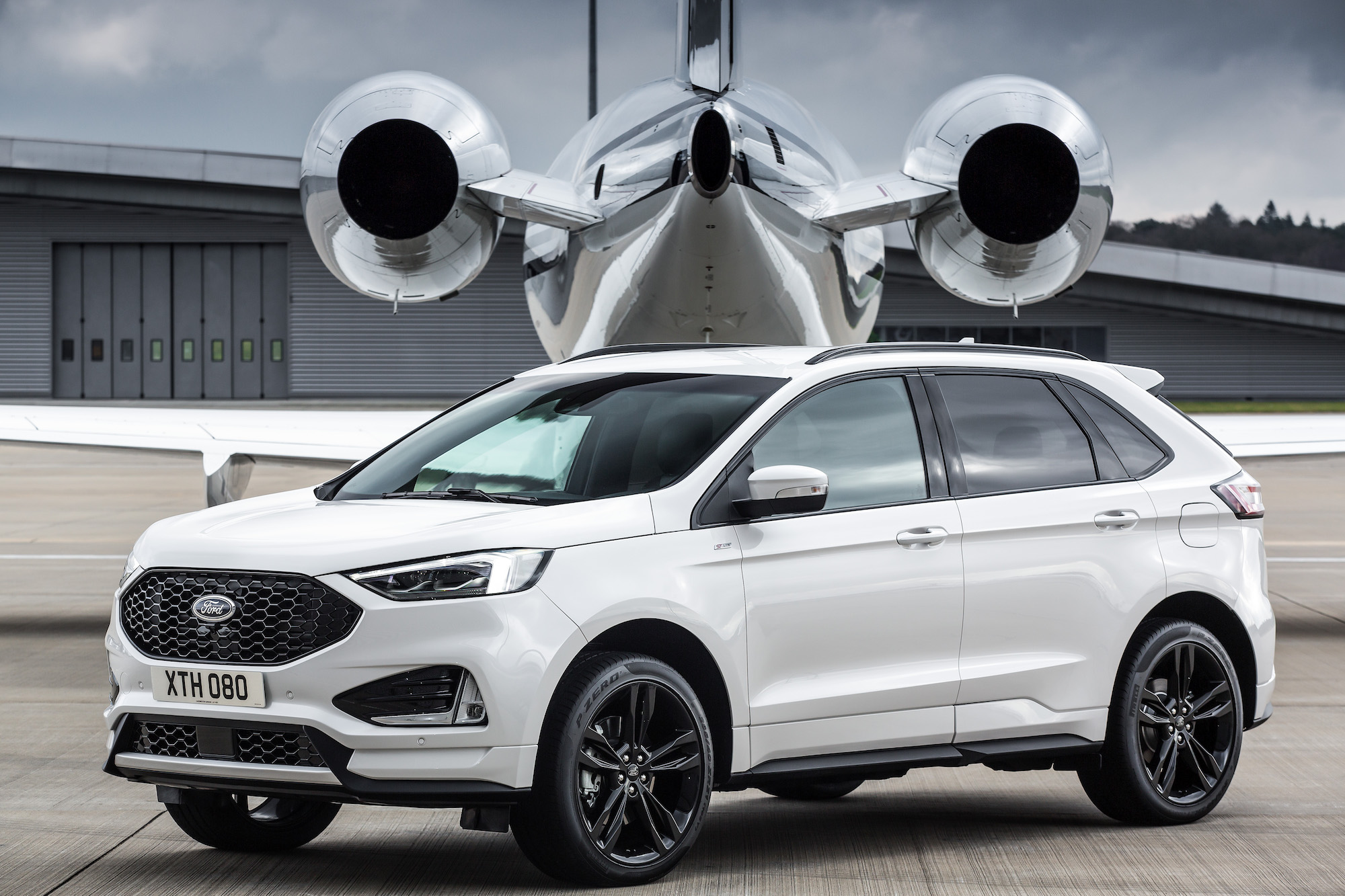 Facelifted Ford Edge Arrives In Europe With New Bi-Turbo Diesel