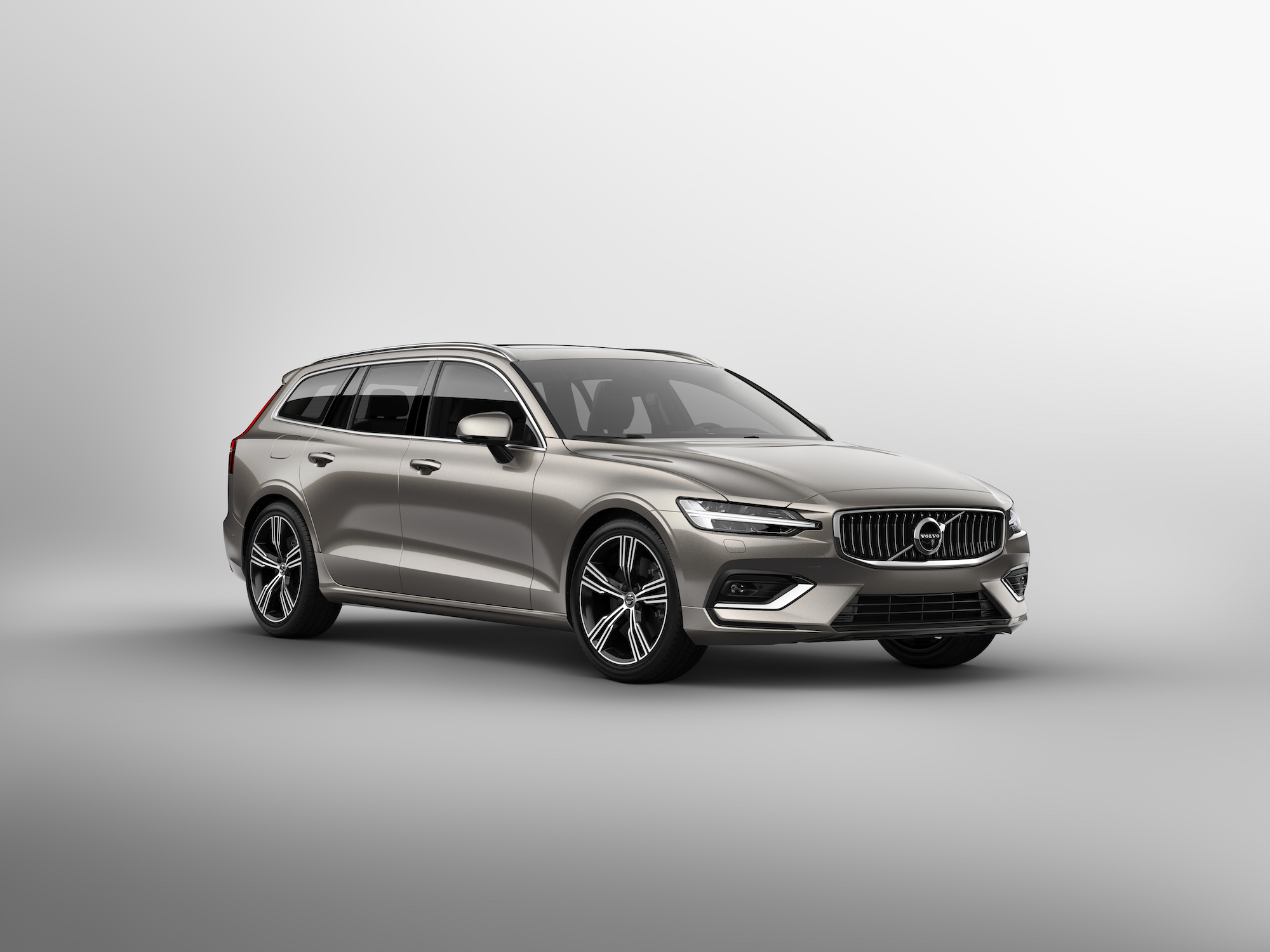 All-new Volvo V60 revealed