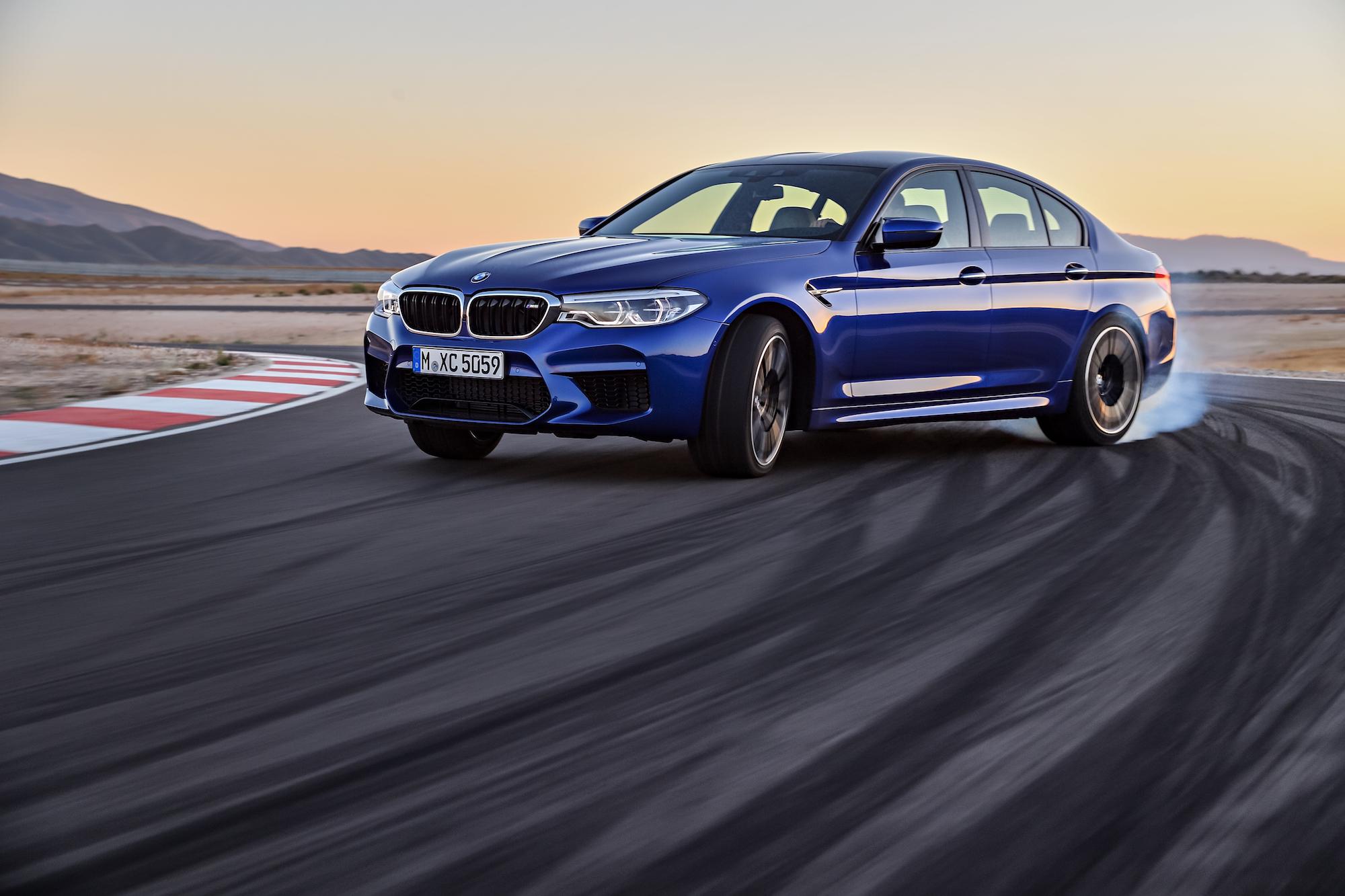 New BMW 2018 models