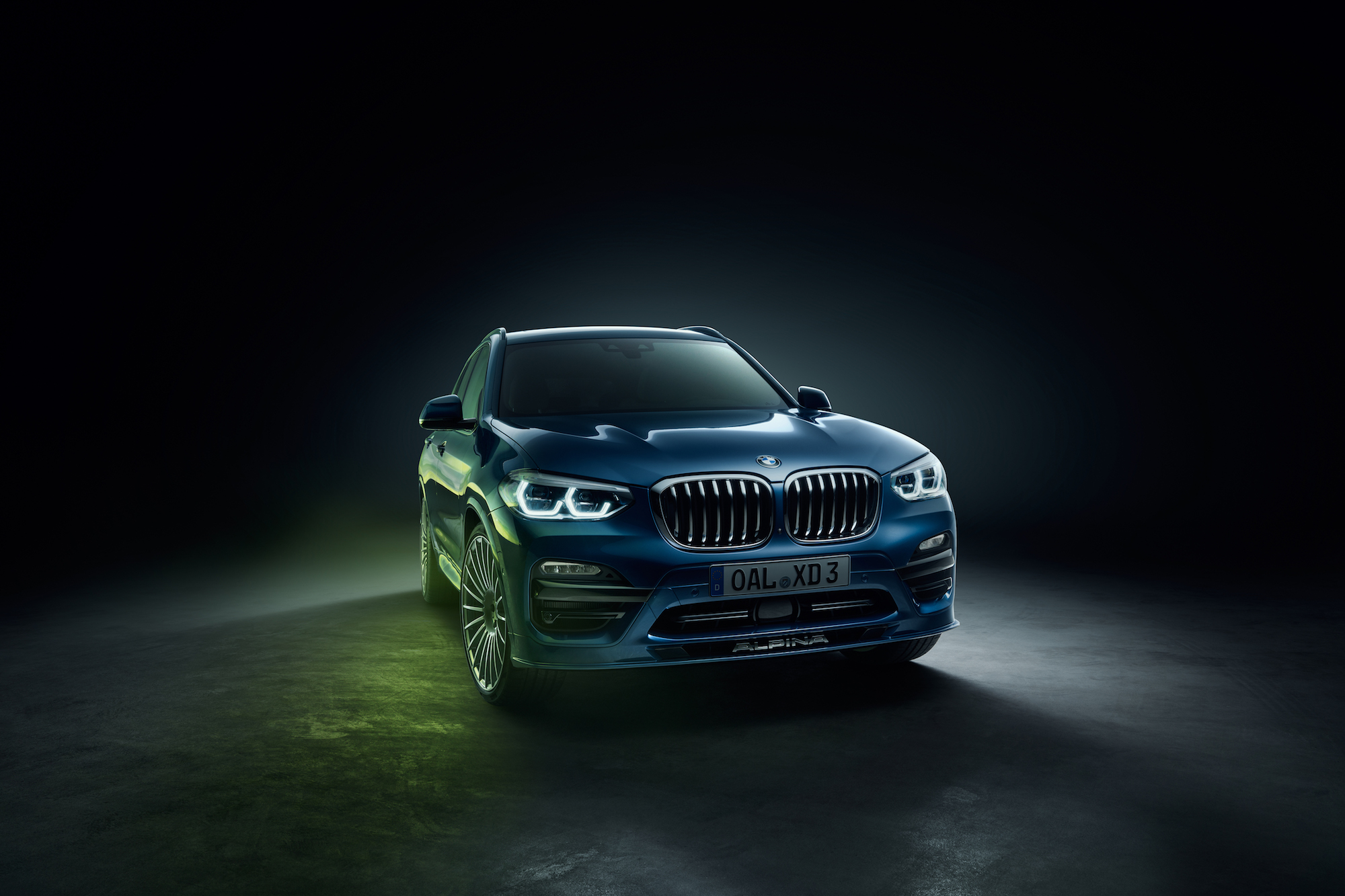 New Alpina XD3: pumped-up BMW X3 revealed