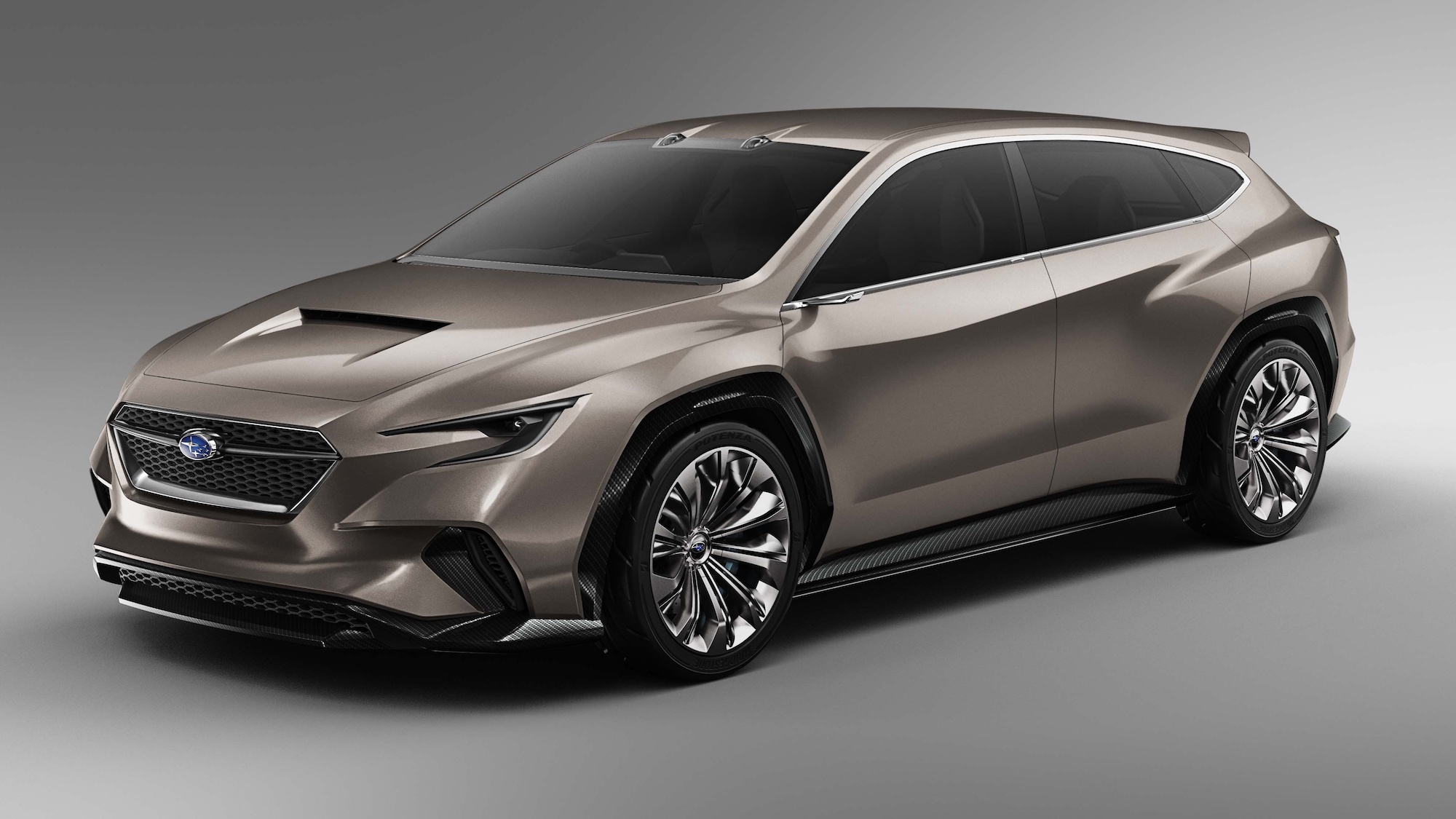 Subaru Viziv Tourer Concept is a Wagon to Die For