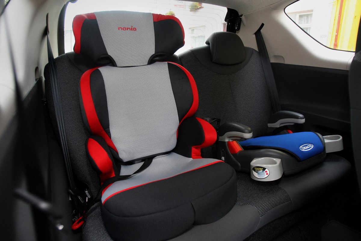 New Child Car Seat Laws Introduced In March