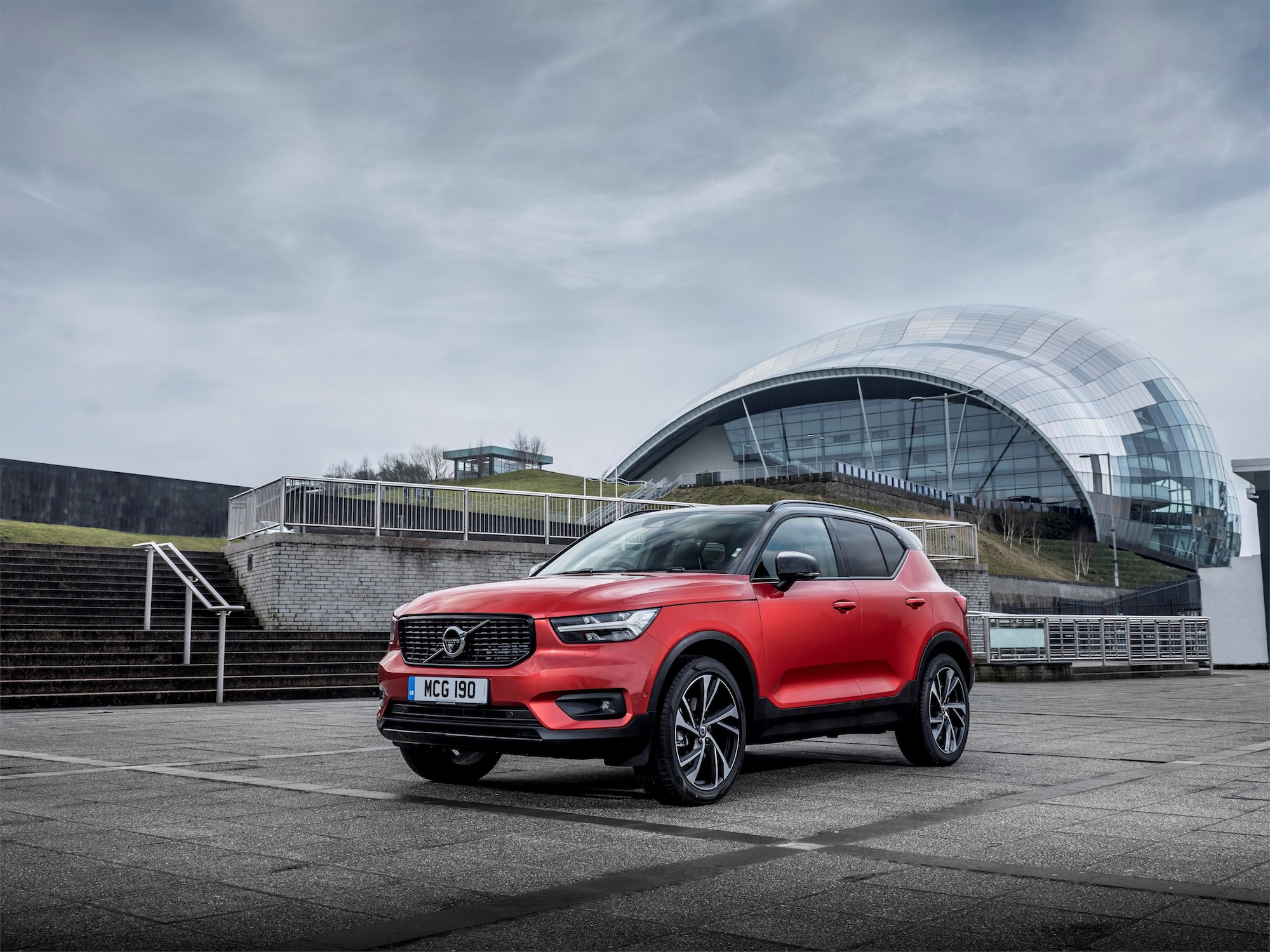 Volvo XC40 is the Most SUCCESSFUL Volvo launch in the UK EVER
