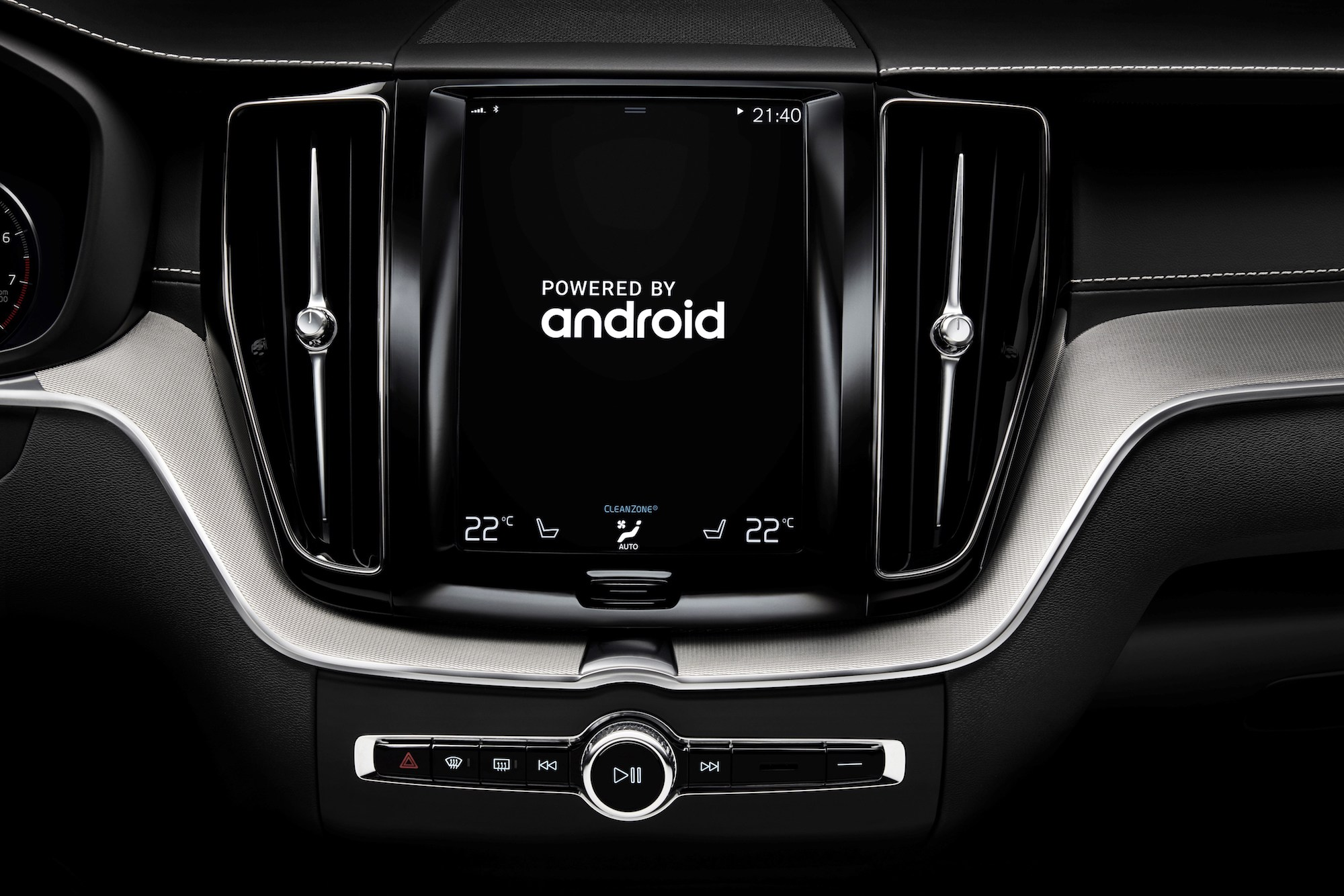 Which 2018 cars have android auto