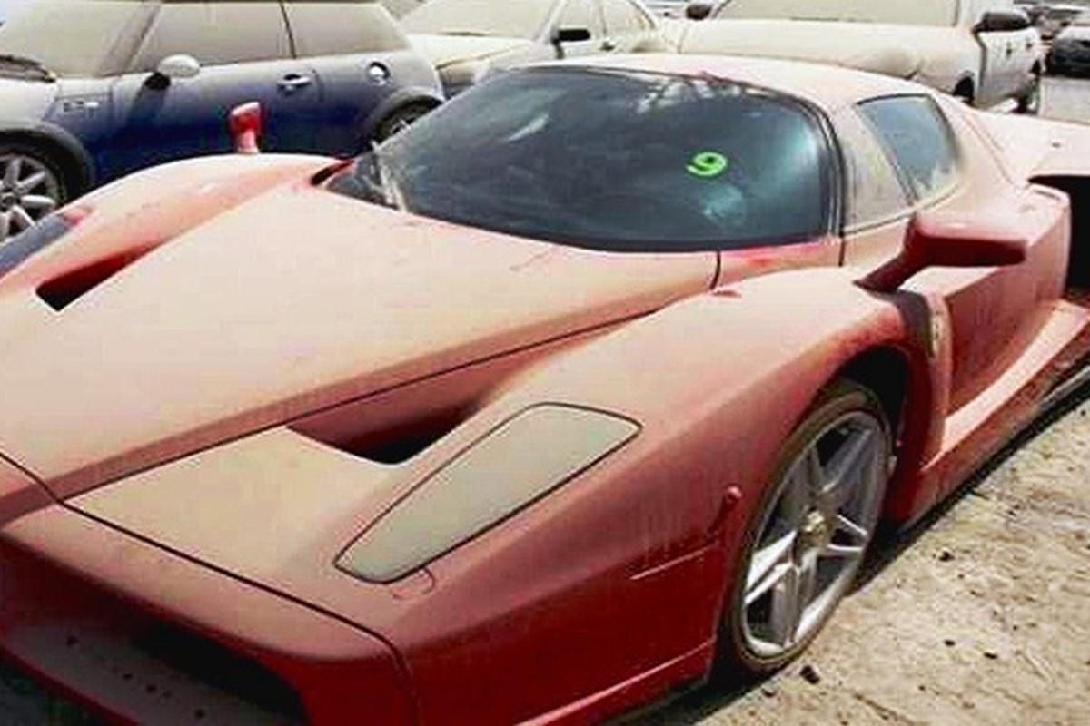 The Story Behind Dubai S Abandoned Supercars Car Keys