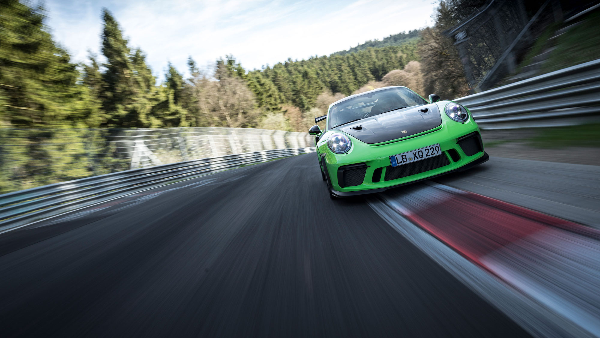 Porsche 911 GT3 RS Laps Nurburgring Faster Than 918 Spyder