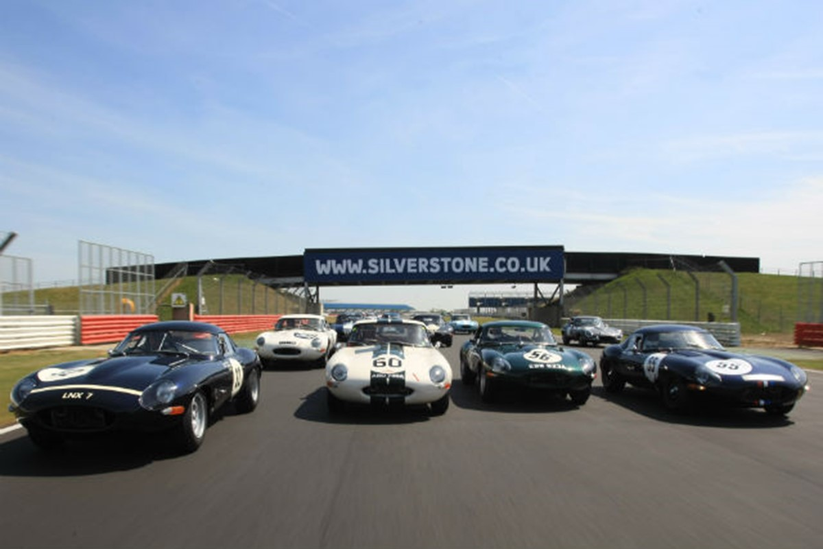 Jaguar Land Rover in talks to buy Silverstone circuit - Car Keys