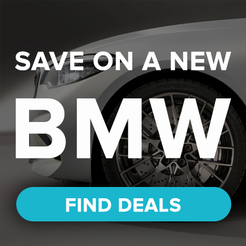 Click to save on a new BMW