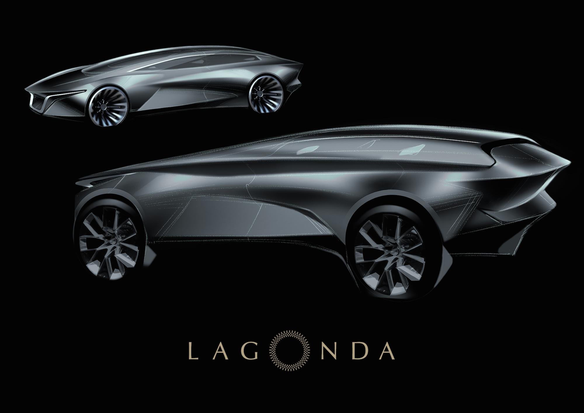 Lagonda SUV Will Retain The Boldness Of The Vision Concept