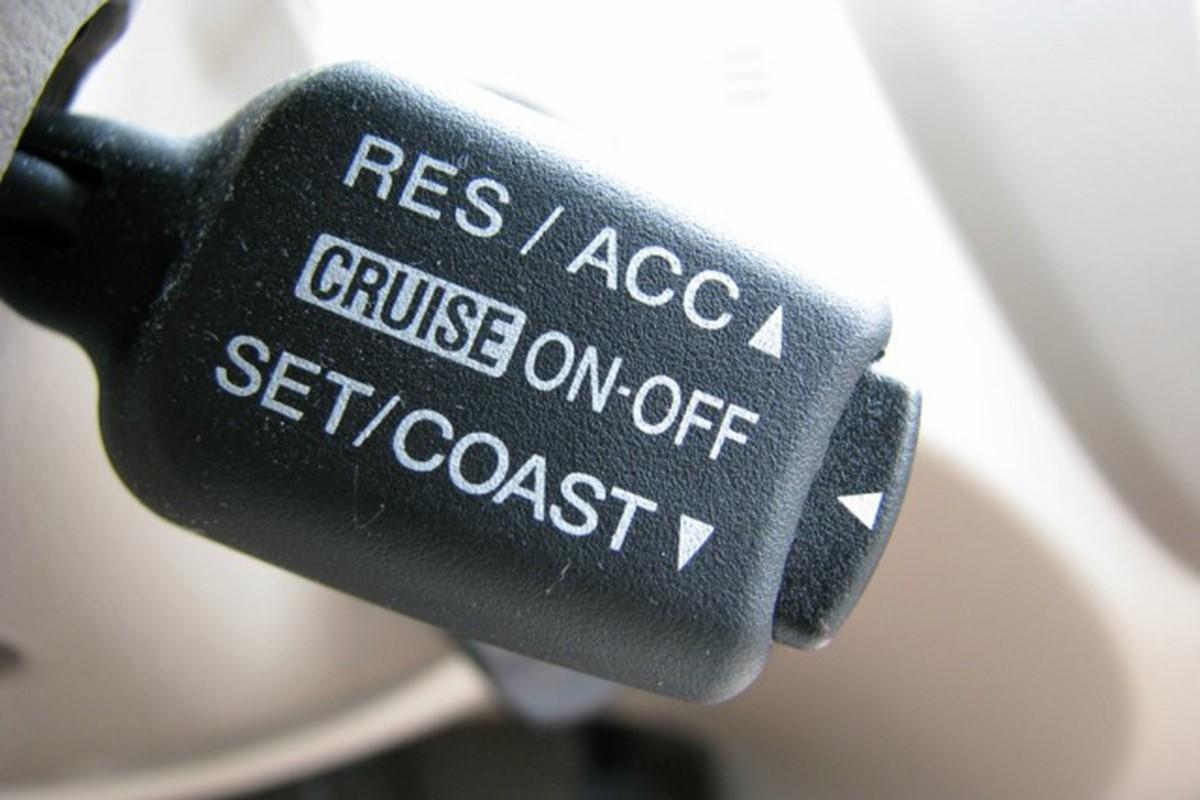 cruise control in cars pdf
