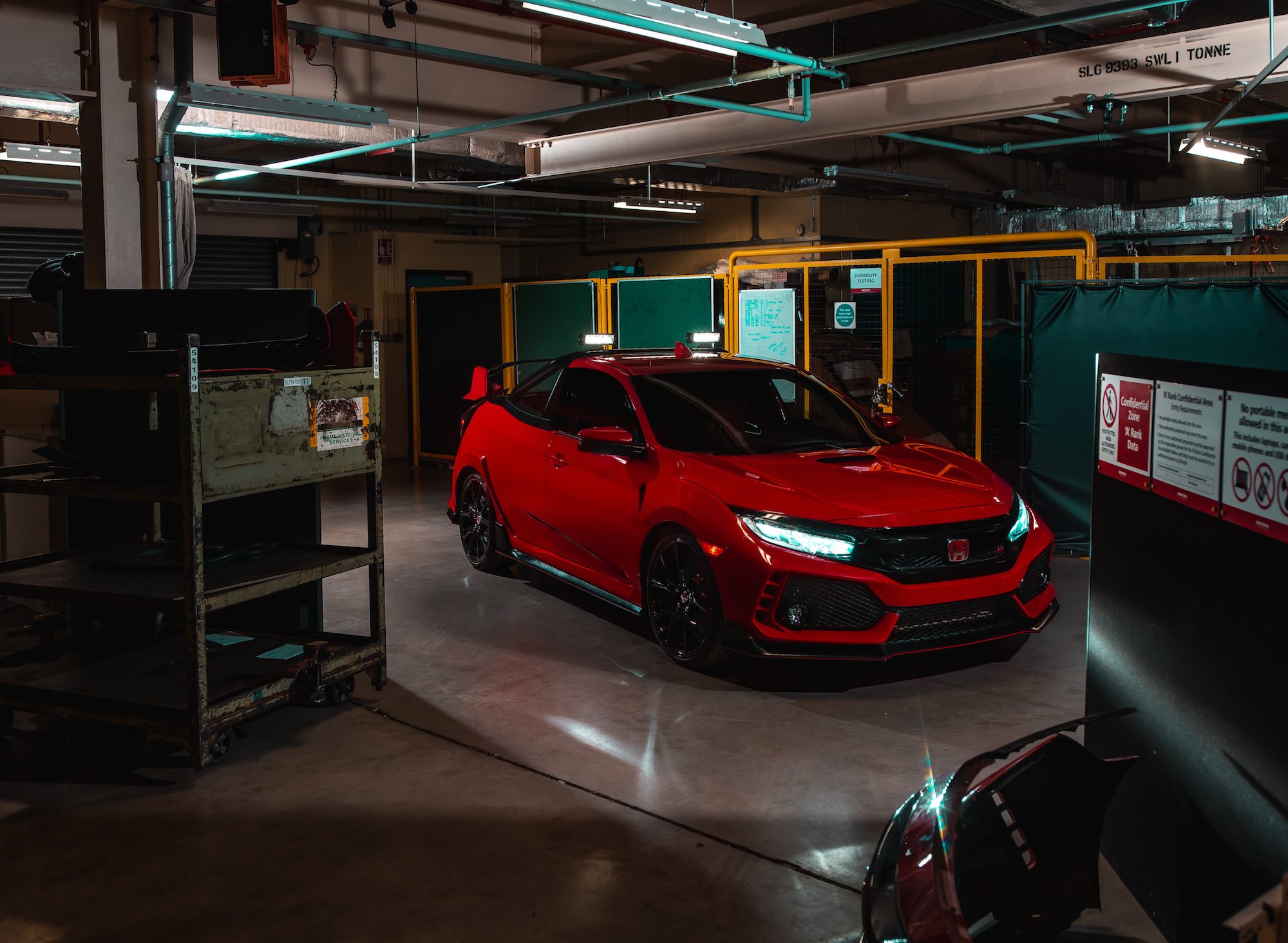 A Honda Civic Type R bakkie? Imagine no more
