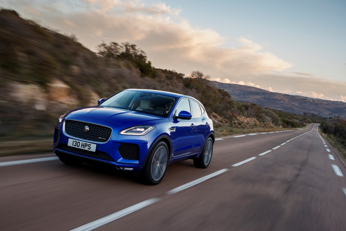 Jaguar E-Pace range updated with new engine and AI tech - Car Keys