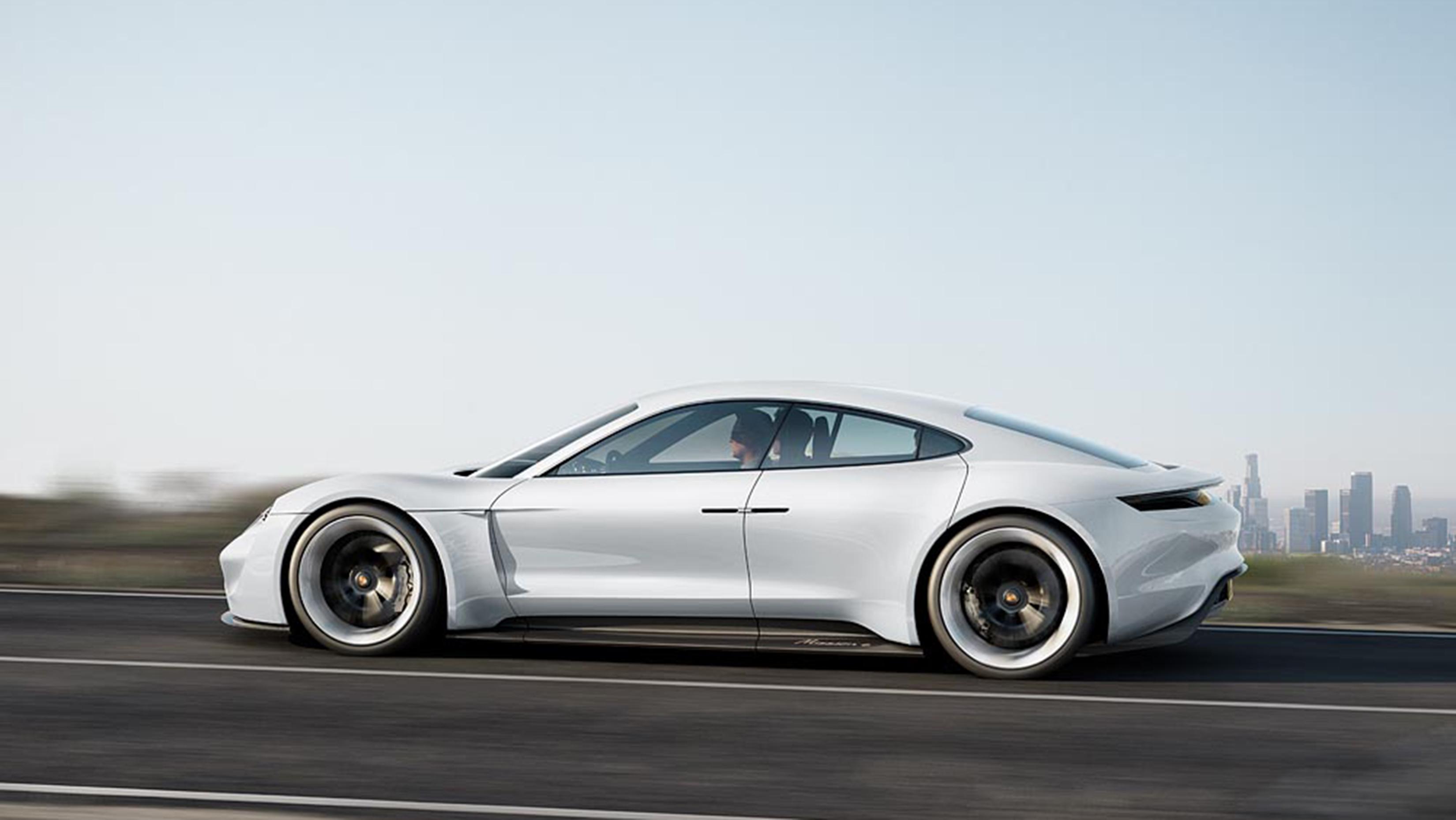 A Fast Future! The Porsche 911 Speedster Concept