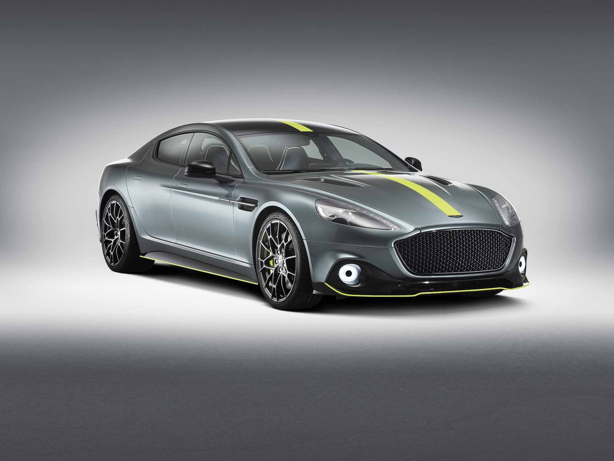 Aston Martin reveals latest limited edition