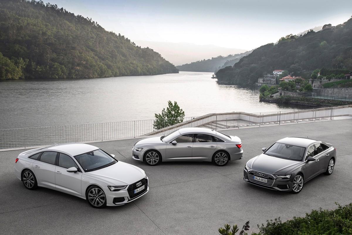 Audi A6 And A7 Range Gains 20 Litre 40 Tdi Engine Car Keys