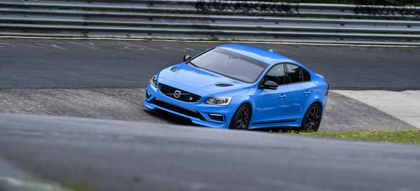 Volvou0027s Polestar Division To Build All Electric Sports Car