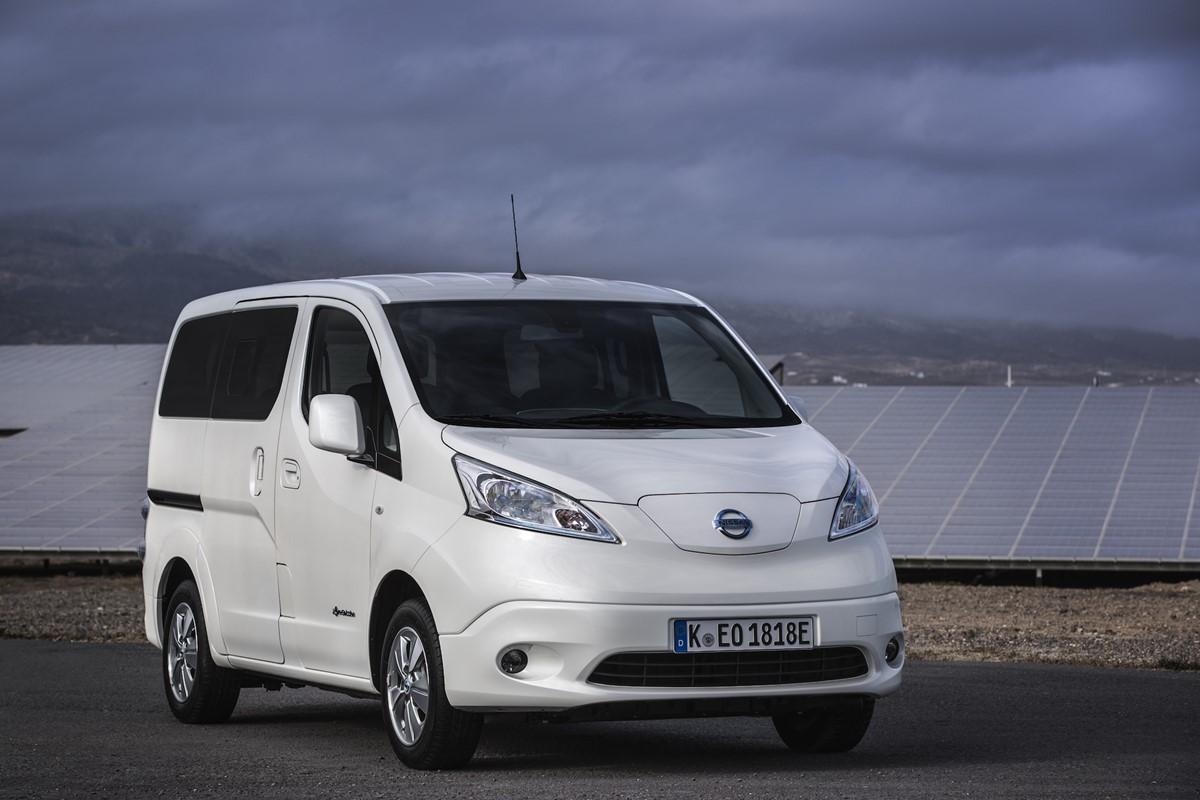 10b7f33ceda352 Nissan e-NV200 updated for 2019 - Car Keys