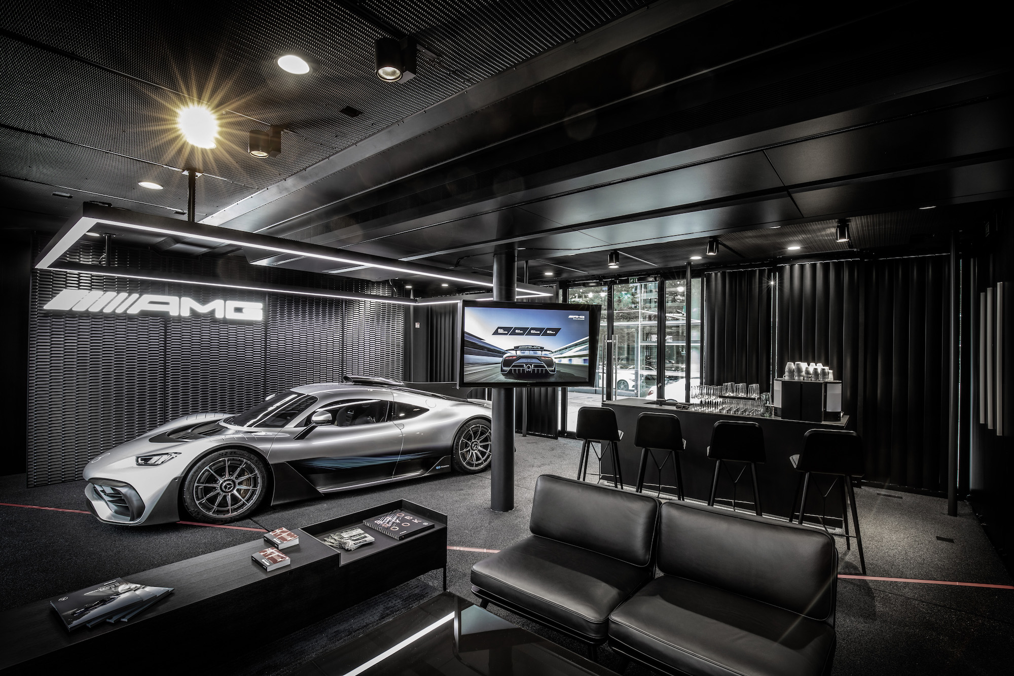 Hypercar to be called Mercedes-AMG ONE
