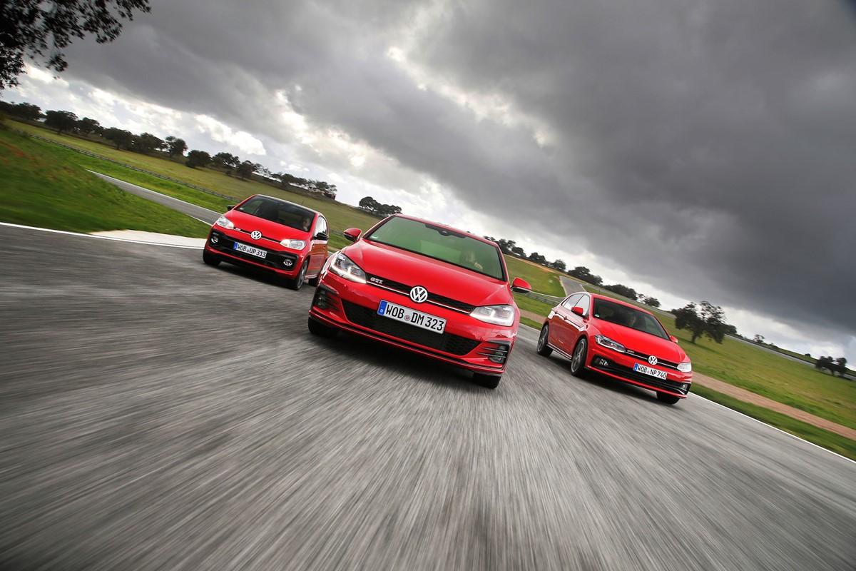 Guide to the Volkswagen GTI range