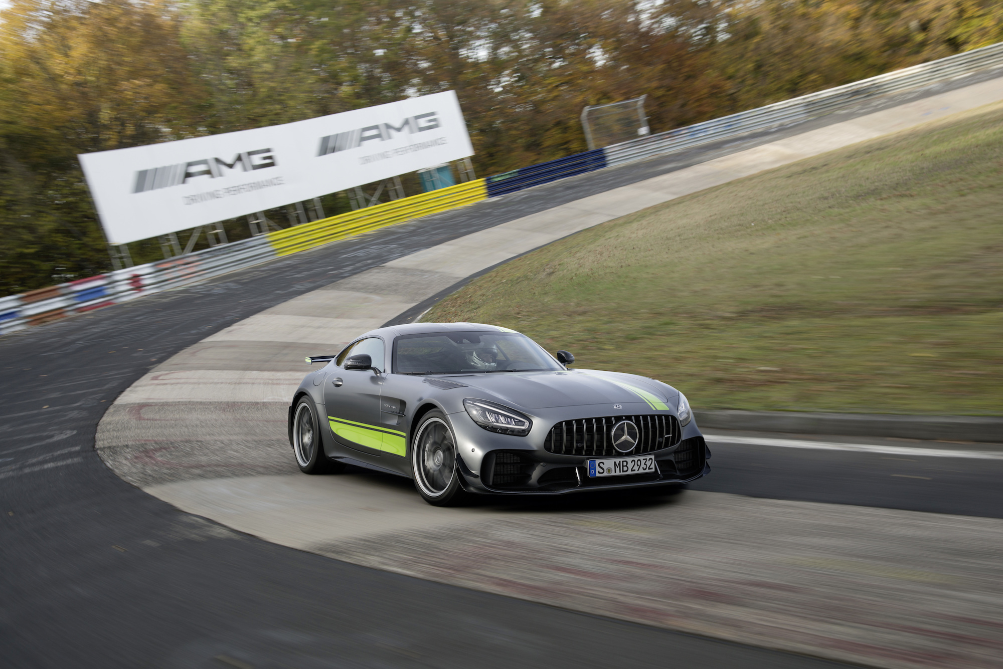 Mercedes-AMG GT R Pro revealed alongside refreshed sports auto  range