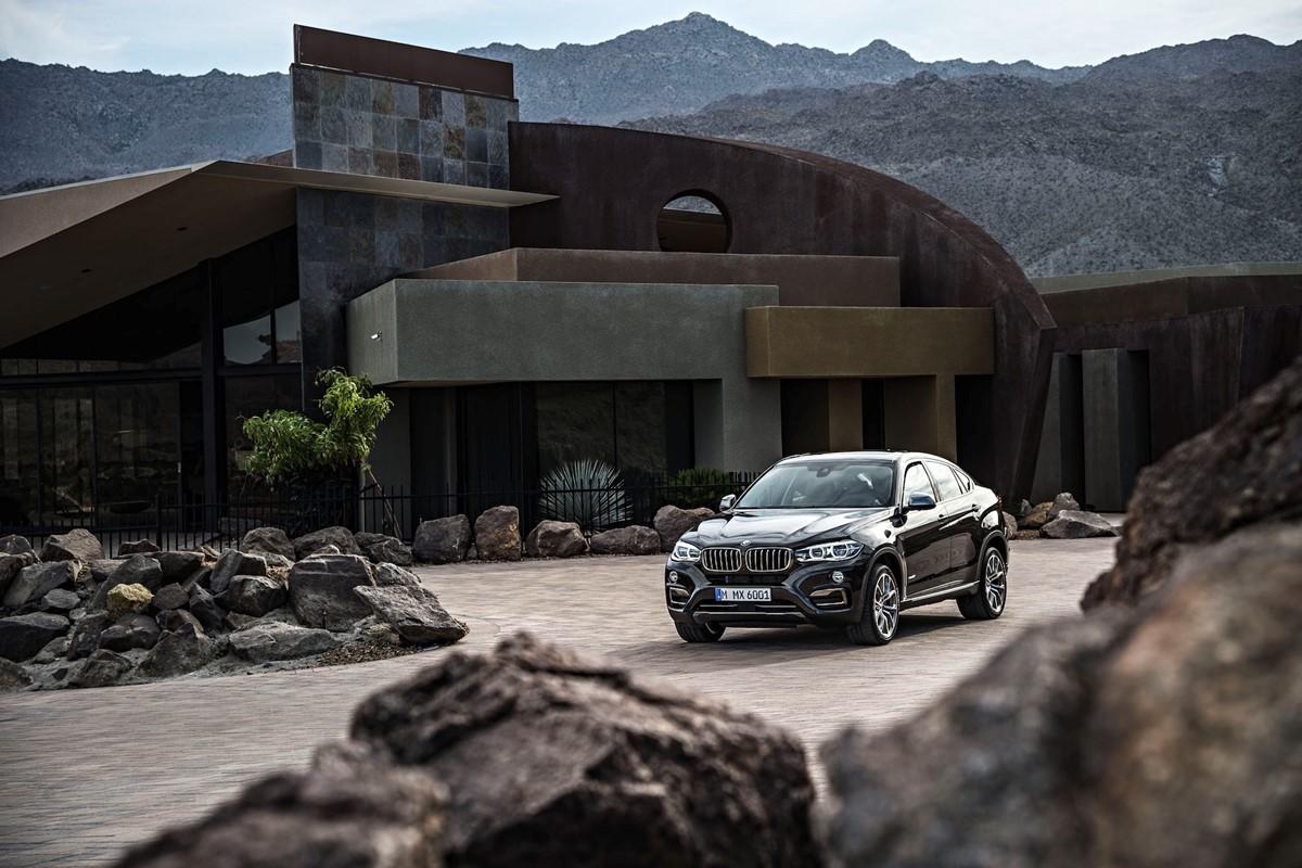 2018 Bmw X6 Review Car Keys