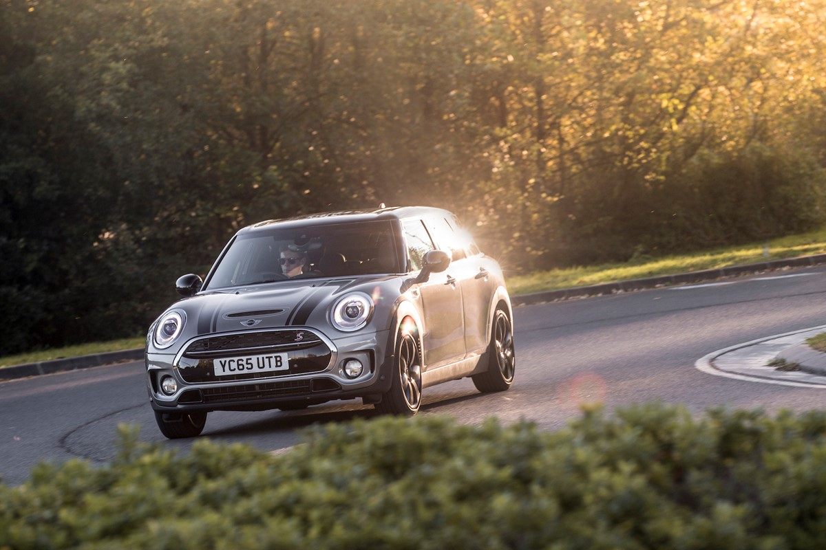 2018 Mini Clubman Review Car Keys