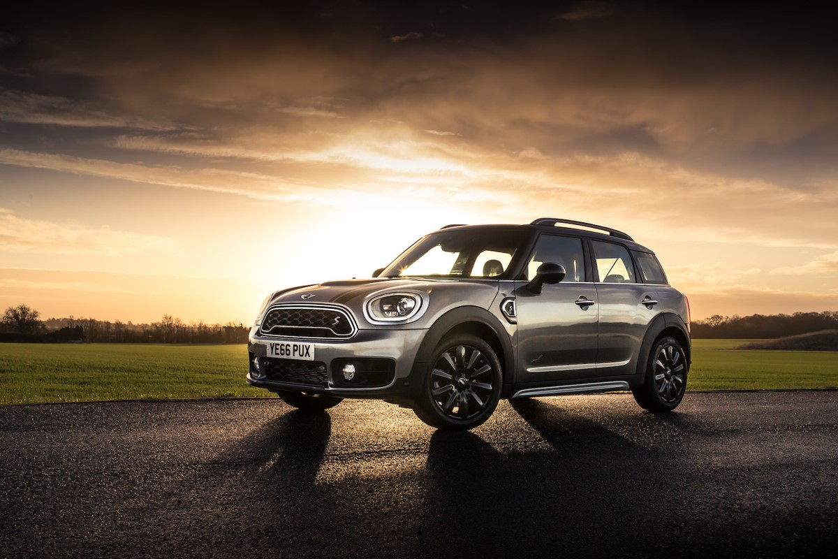 Mini Countryman Review Car Keys