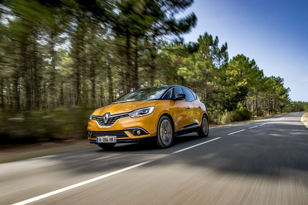 2017 renault scenic and grand scenic pricing confirmed car keys. Black Bedroom Furniture Sets. Home Design Ideas
