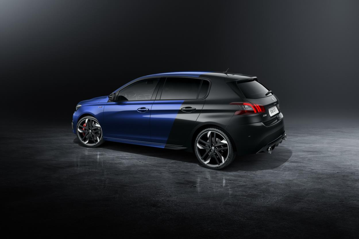 2018 peugeot 308 sw.  308 also those looking to purchase the 308 gti by peugeot sport hot hatch can  now opt for twotone coupe franche paint job in magnetic blue and black perla  intended 2018 peugeot sw 3