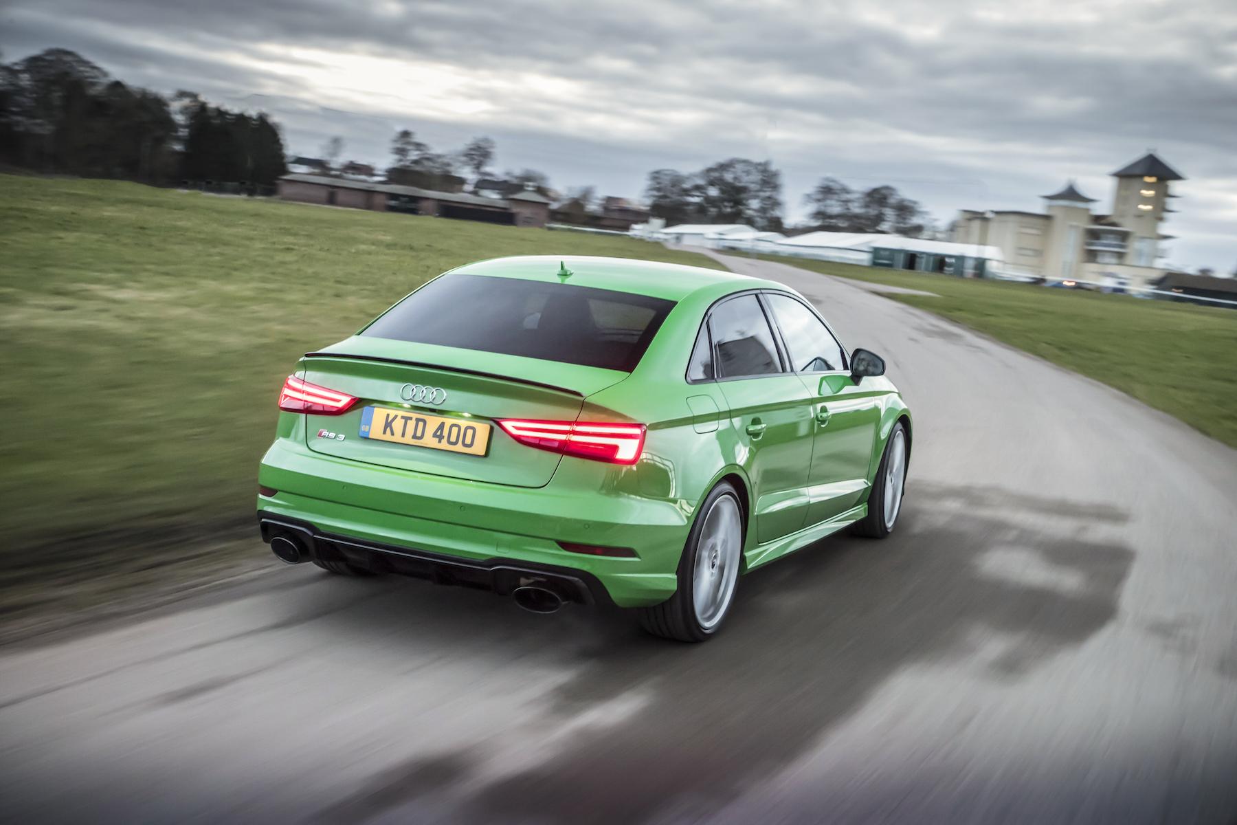 Audi Rs3 Saloon 2019 Review Car Keys