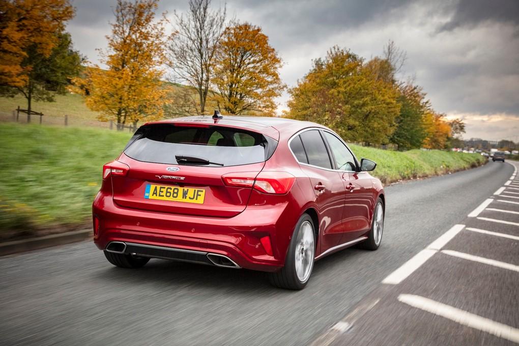 Ford Focus Vignale 2019 Review Car Keys