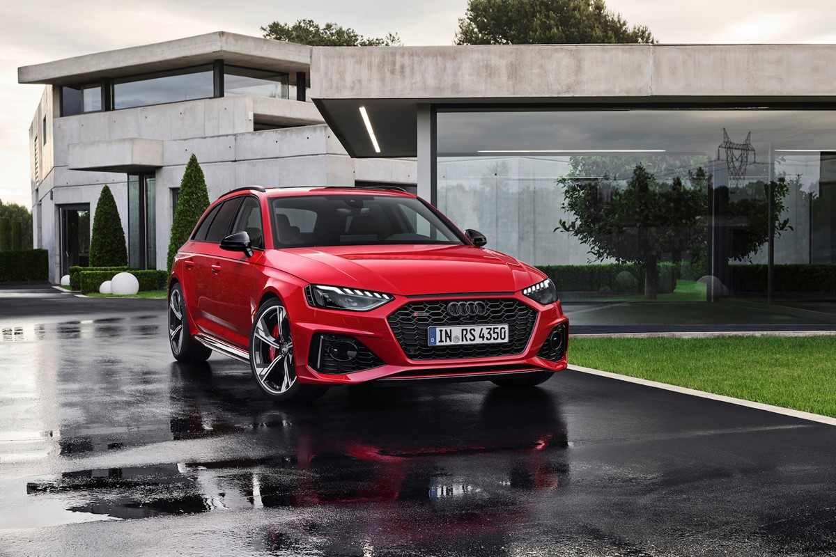 facelifted 2020 audi rs4 unveiled  car keys