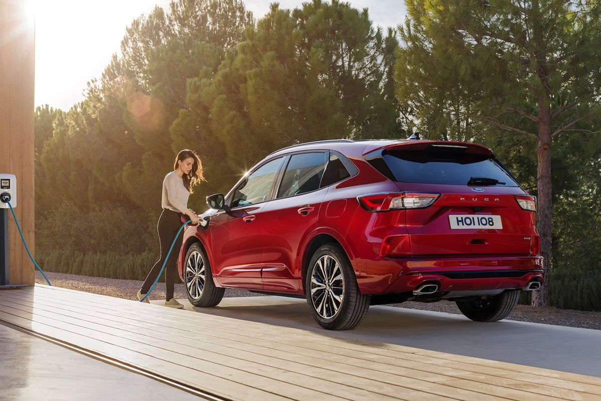 Prices and specs revealed for the all-new 2020 Ford Kuga ...
