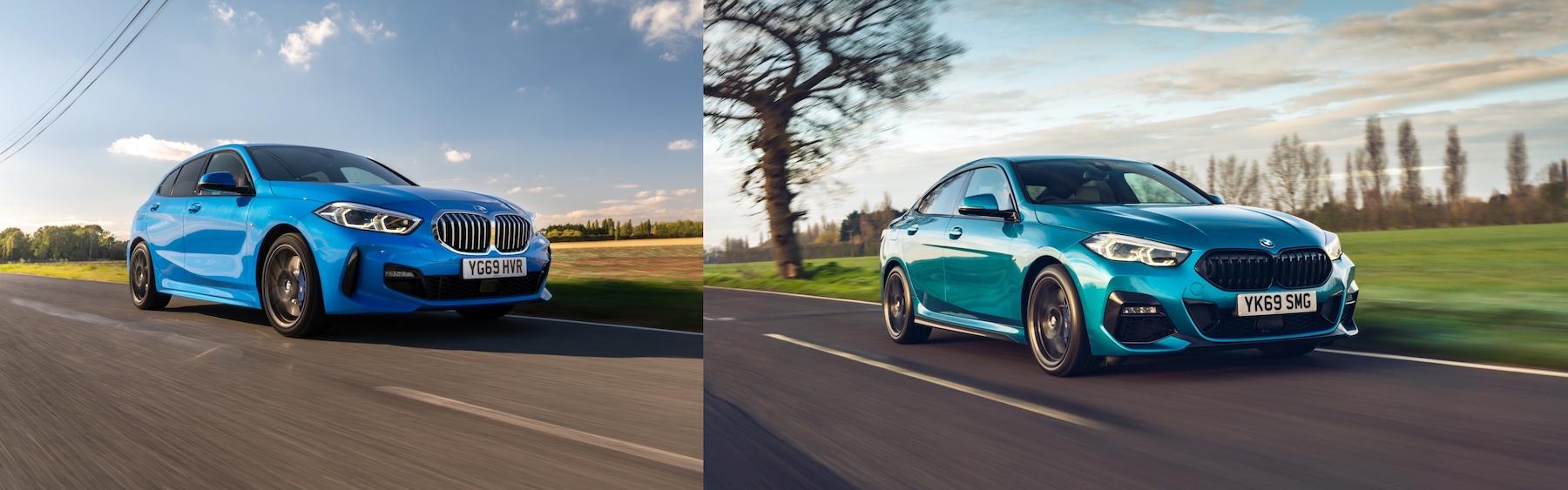 Which Should I Choose Bmw 1 Series Vs Bmw 2 Series Gran Coupe Car Keys