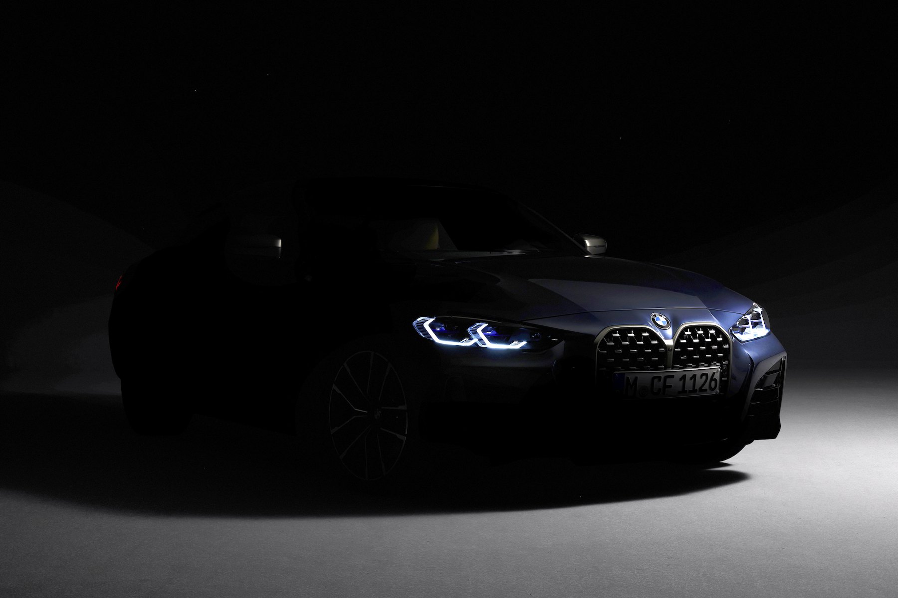 BMW teases new 4 Series Coupe ahead of full unveiling next week