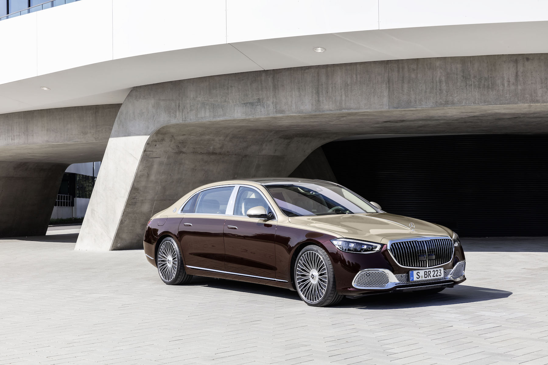 Mercedes-Maybach S Class unveiled as new luxury flagship