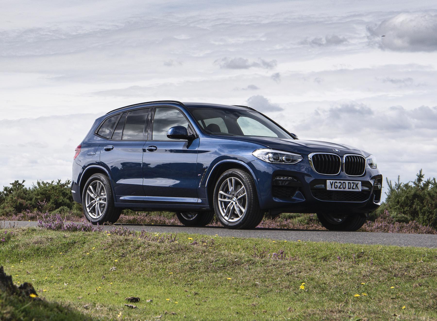 2021 Bmw X3 Review Car Keys