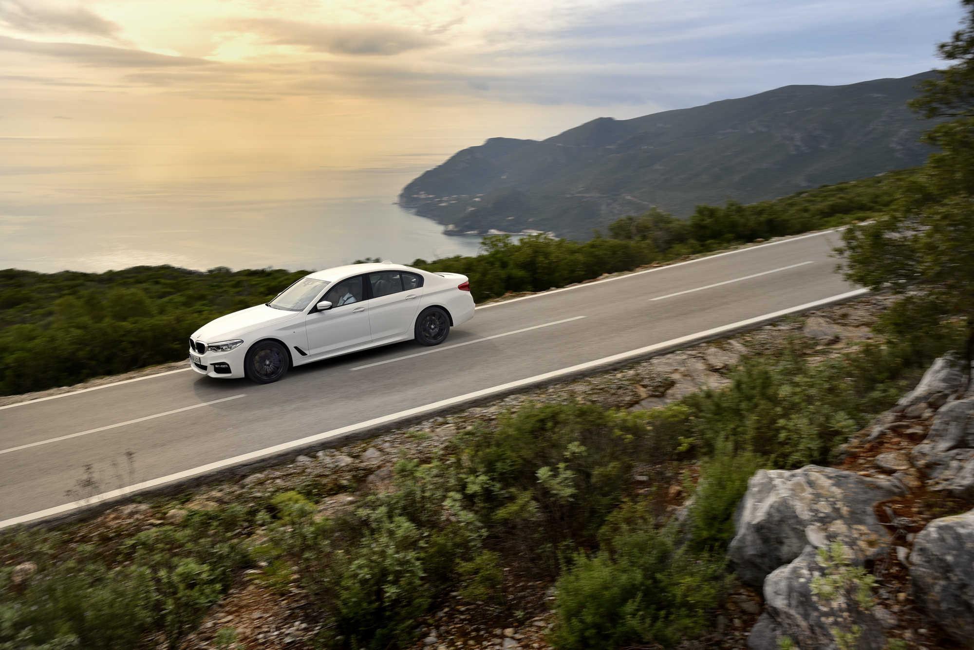 BMW 5 Series 520d M Sport Saloon 2017 Review - Car Keys