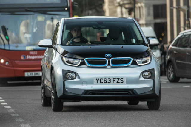Up Until Now, BMWu0027s I Electric Range Has Consisted Of Two Distantly Related  Models, With The I3 A City Car And The I8 A Full Blown Sports Car, ...