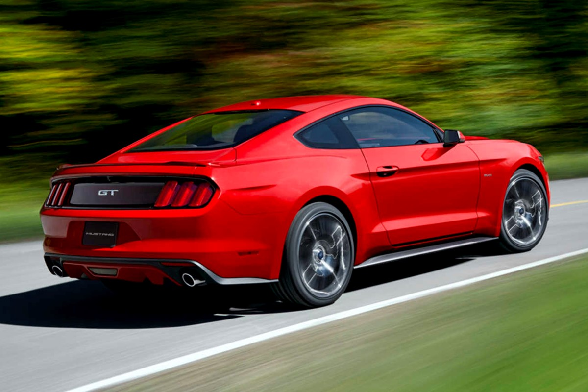 Can You Beat The World S Hardest Ford Mustang Quiz Car Keys