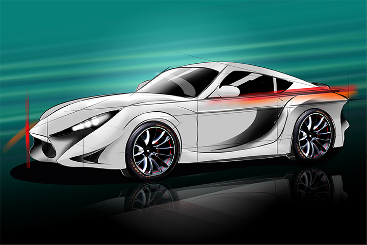 2017 Toyota Supra >> Could This Be The New Toyota Supra 2017 Car Keys