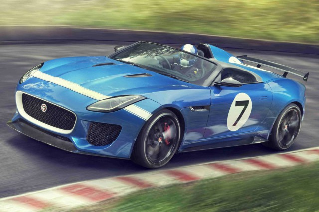 Jaguar Are Making An F Type Race Car In House Car Keys