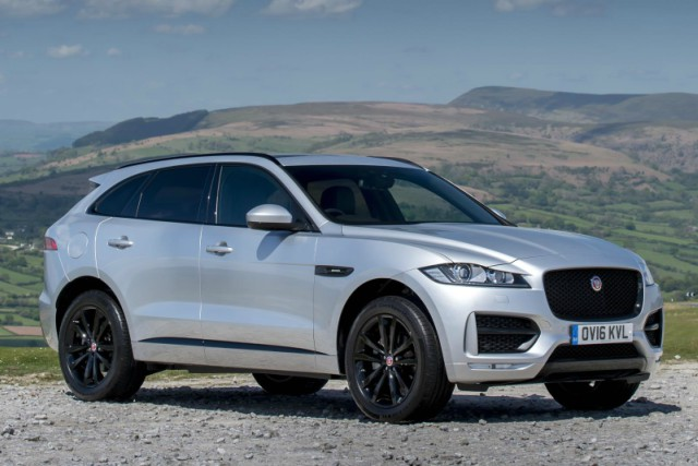jaguar f pace svr with 567bhp reportedly coming later in 2017 car keys. Black Bedroom Furniture Sets. Home Design Ideas
