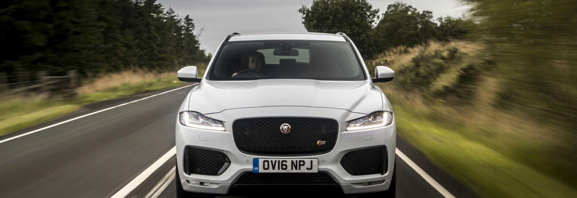 Jaguar F-PACE SVR with 567bhp reportedly coming later in 2017