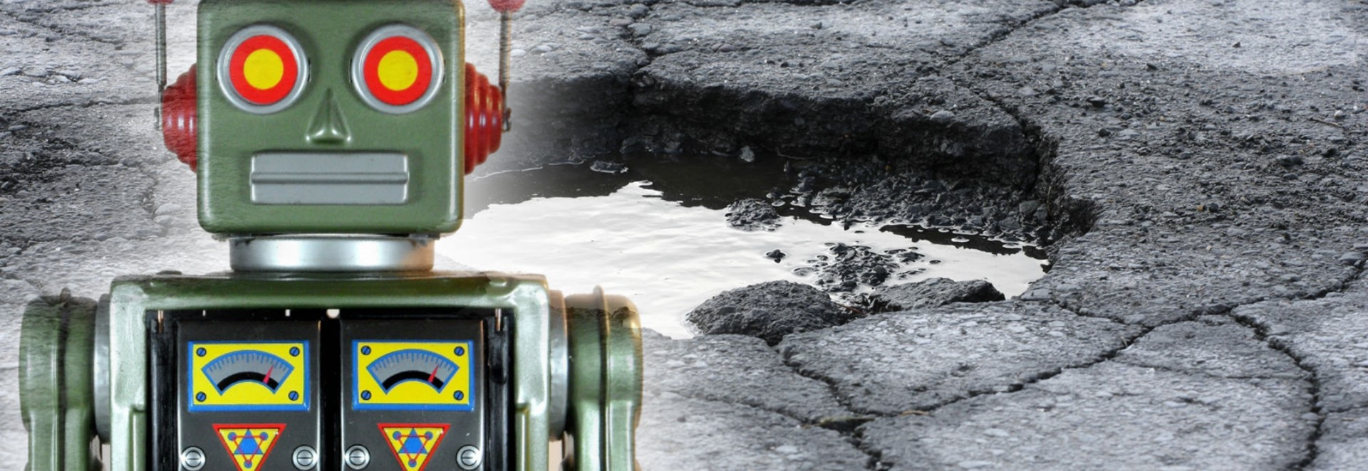 Leeds University to develop drones that can fix potholes